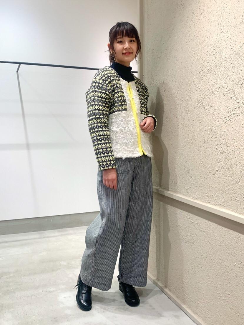 chambre de charme 横浜ジョイナス 身長:162cm 2020.12.04