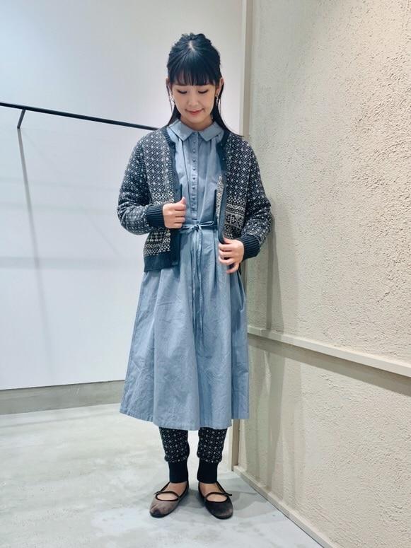chambre de charme 横浜ジョイナス 身長:162cm 2020.12.16
