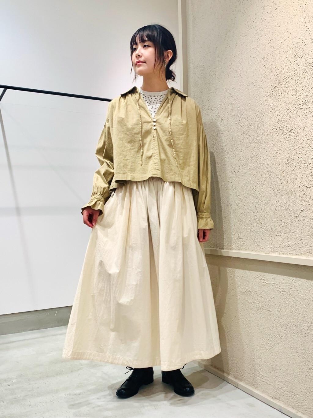 chambre de charme 横浜ジョイナス 身長:162cm 2021.01.05