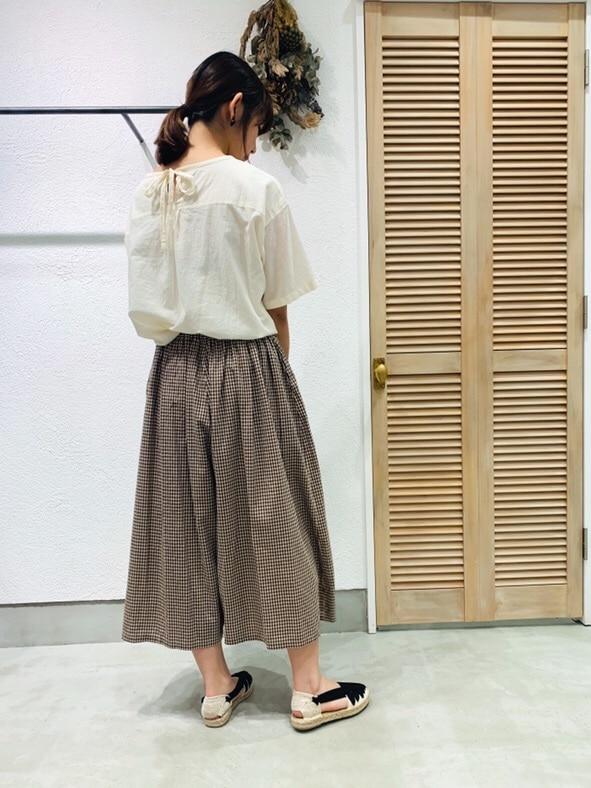 chambre de charme 横浜ジョイナス 身長:162cm 2020.08.06