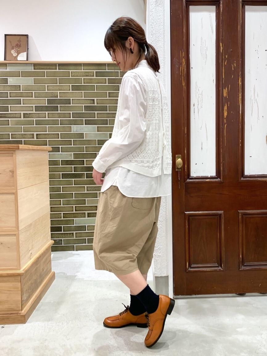 chambre de charme 横浜ジョイナス 身長:162cm 2020.07.28