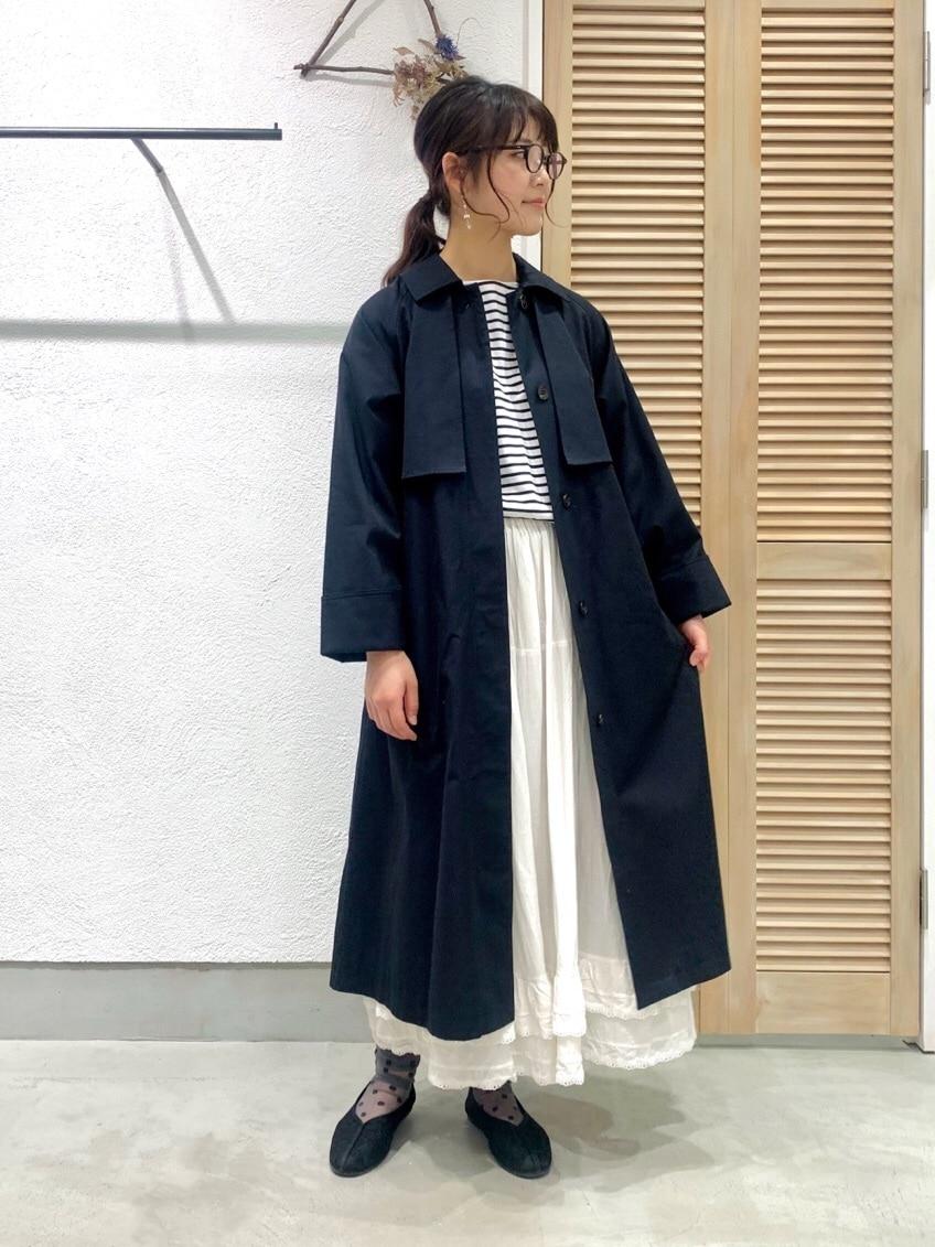 chambre de charme 横浜ジョイナス 身長:162cm 2021.03.09