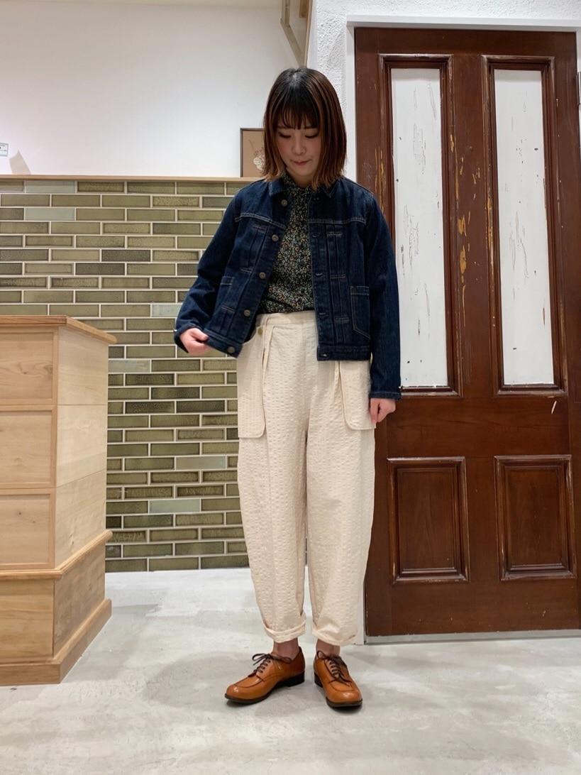 chambre de charme 横浜ジョイナス 身長:162cm 2020.03.12