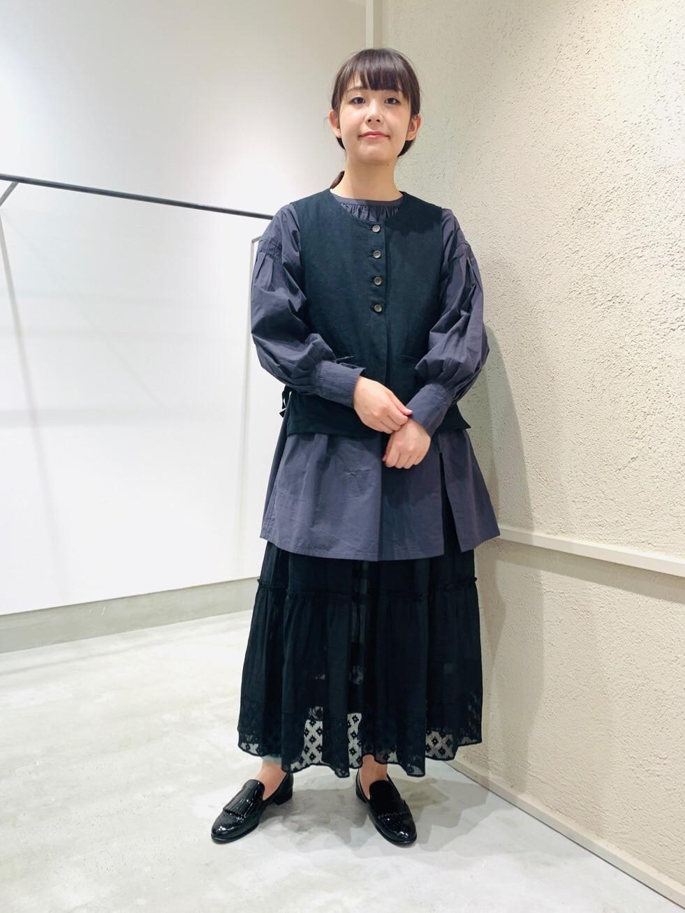 chambre de charme 横浜ジョイナス 身長:162cm 2020.10.05