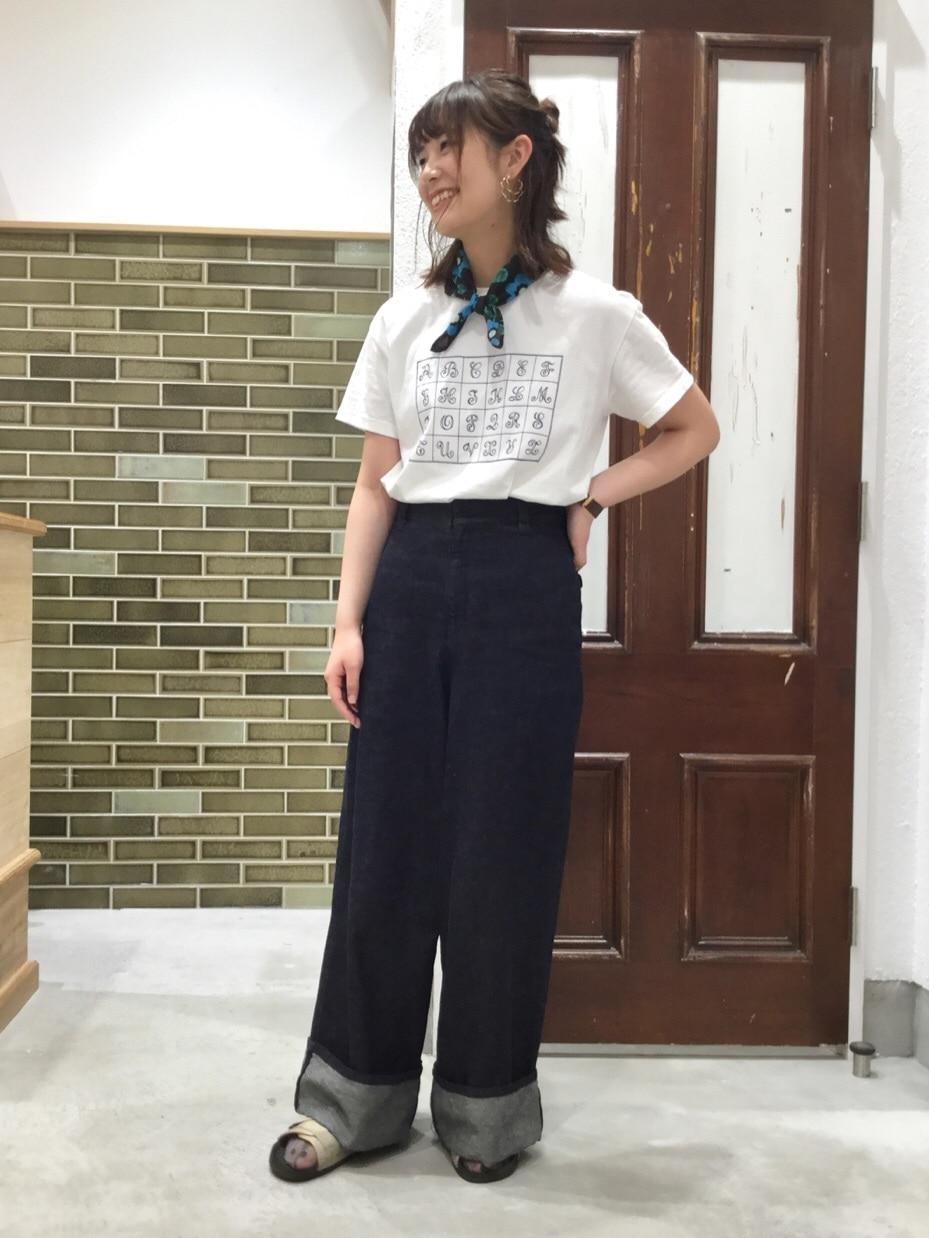 chambre de charme 横浜ジョイナス 身長:162cm 2020.06.15