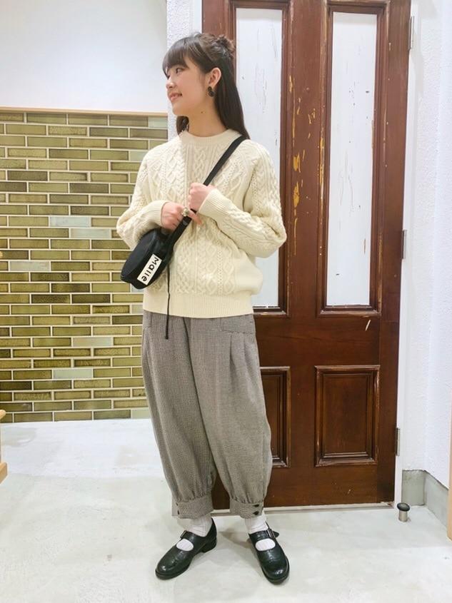 chambre de charme 横浜ジョイナス 身長:162cm 2020.10.20