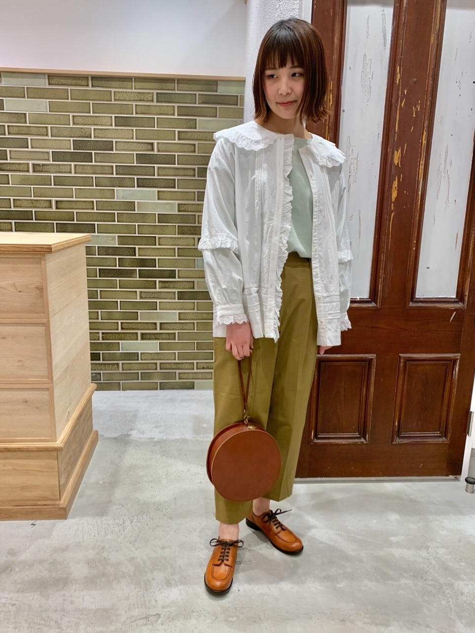 chambre de charme 横浜ジョイナス 身長:162cm 2020.02.04