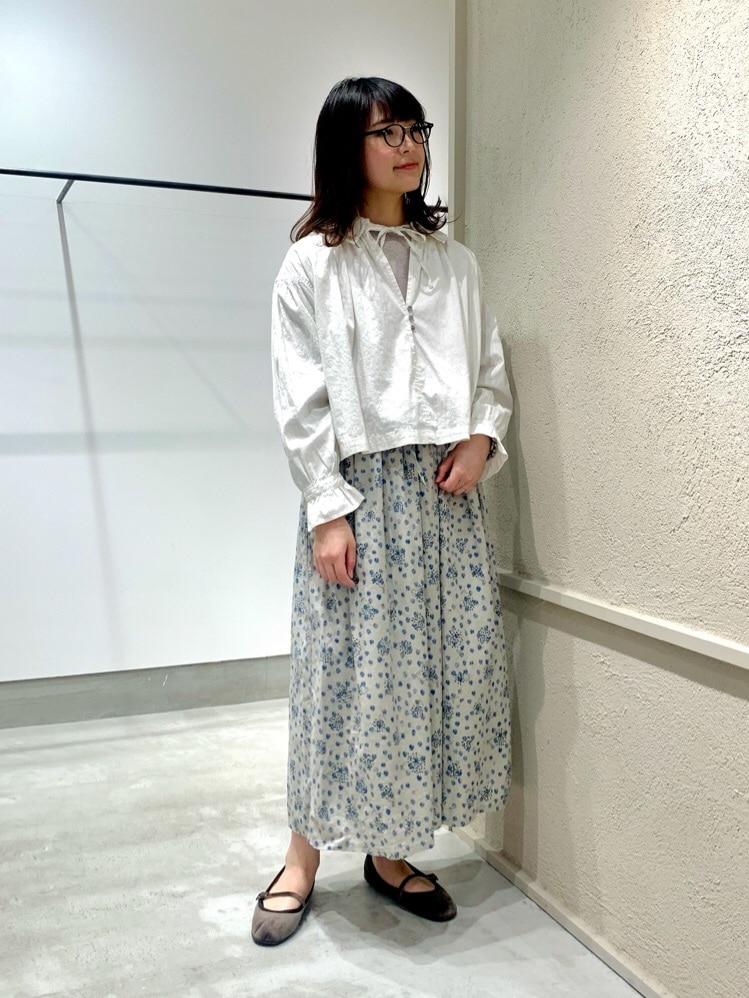 chambre de charme 横浜ジョイナス 身長:162cm 2020.12.24