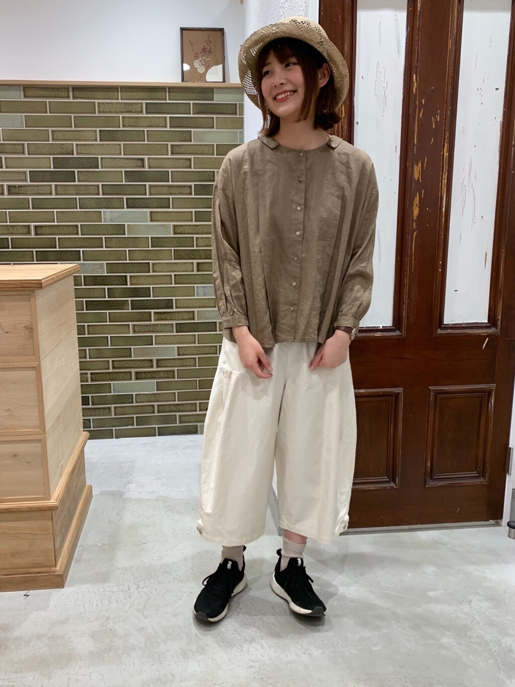 chambre de charme 横浜ジョイナス 身長:162cm 2020.03.13