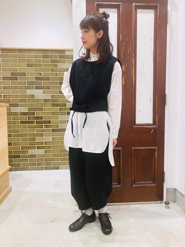 chambre de charme 横浜ジョイナス 身長:162cm 2020.10.23