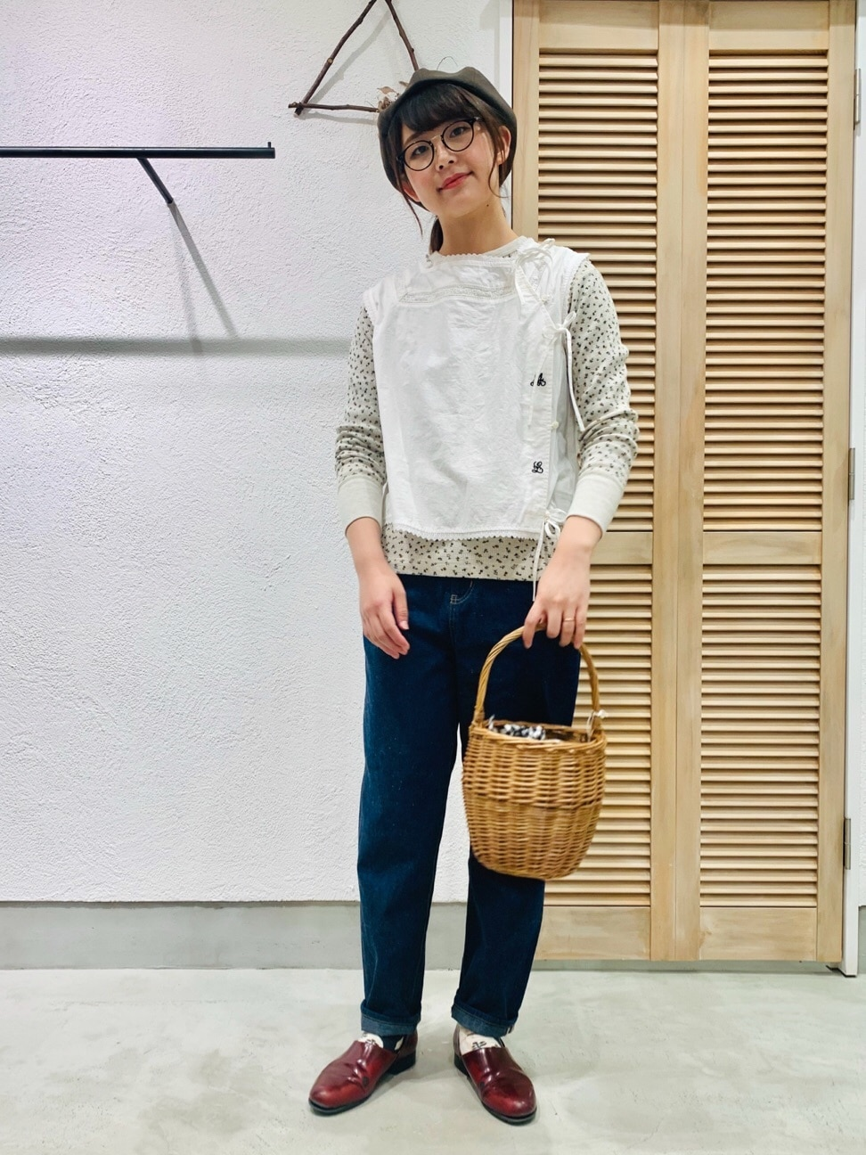 chambre de charme 横浜ジョイナス 身長:162cm 2021.01.15