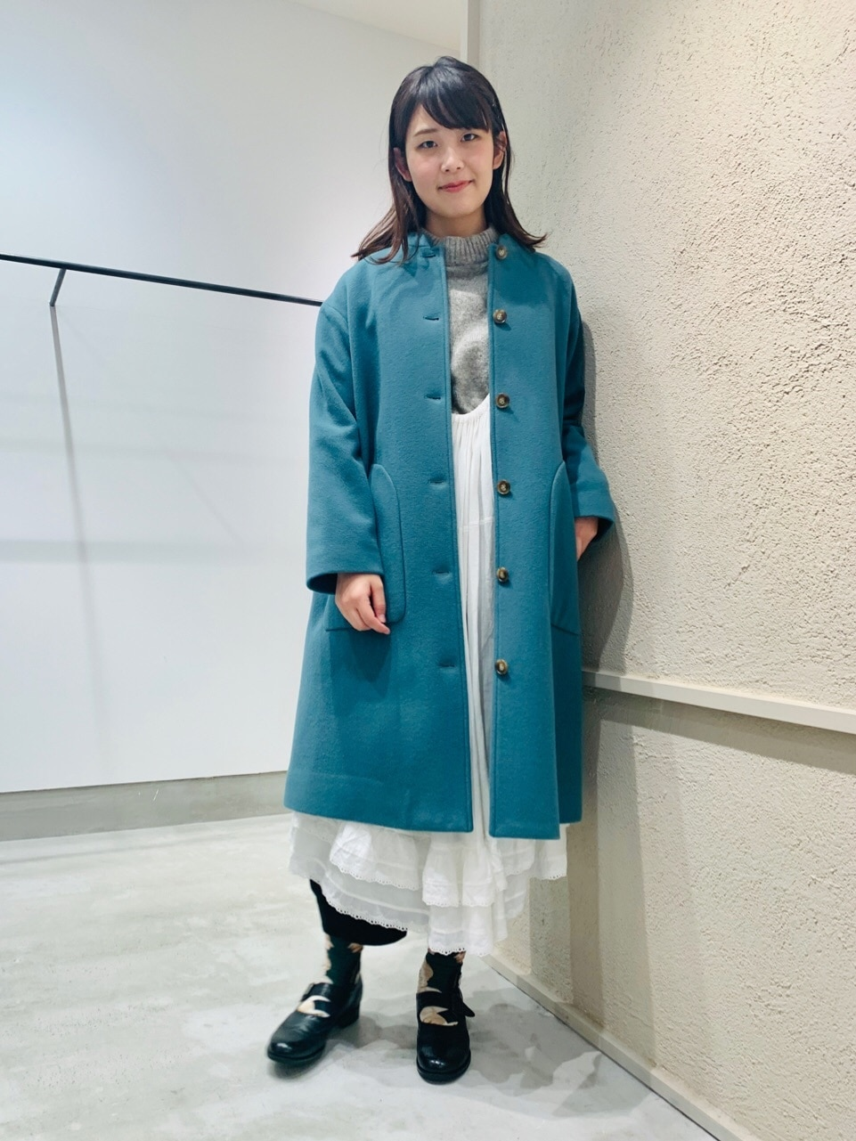 chambre de charme 横浜ジョイナス 身長:162cm 2020.11.10