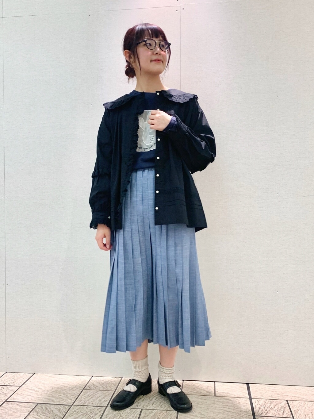 chambre de charme 横浜ジョイナス 身長:162cm 2021.02.16