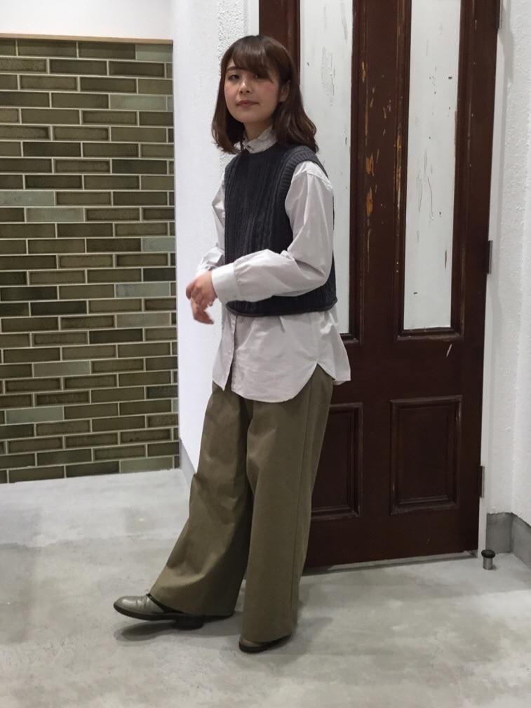 chambre de charme 横浜ジョイナス 身長:162cm 2020.01.21