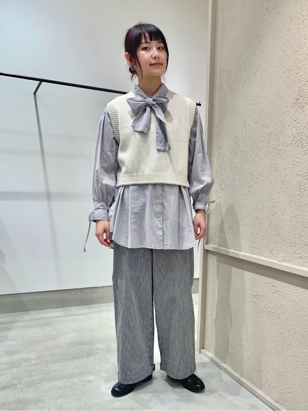 chambre de charme 横浜ジョイナス 身長:162cm 2021.02.08