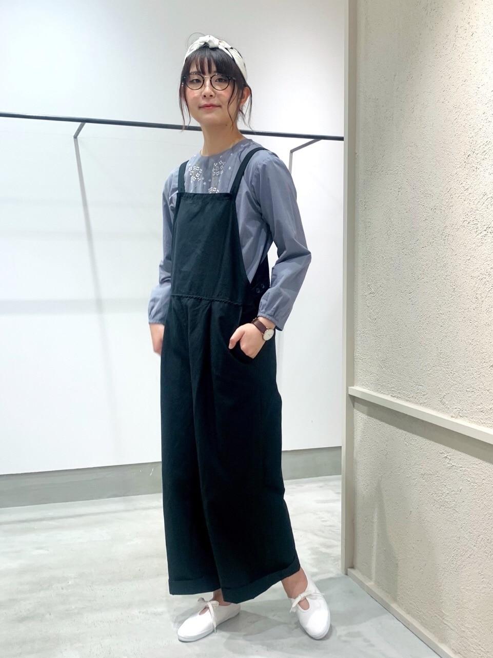 chambre de charme 横浜ジョイナス 身長:162cm 2021.02.05