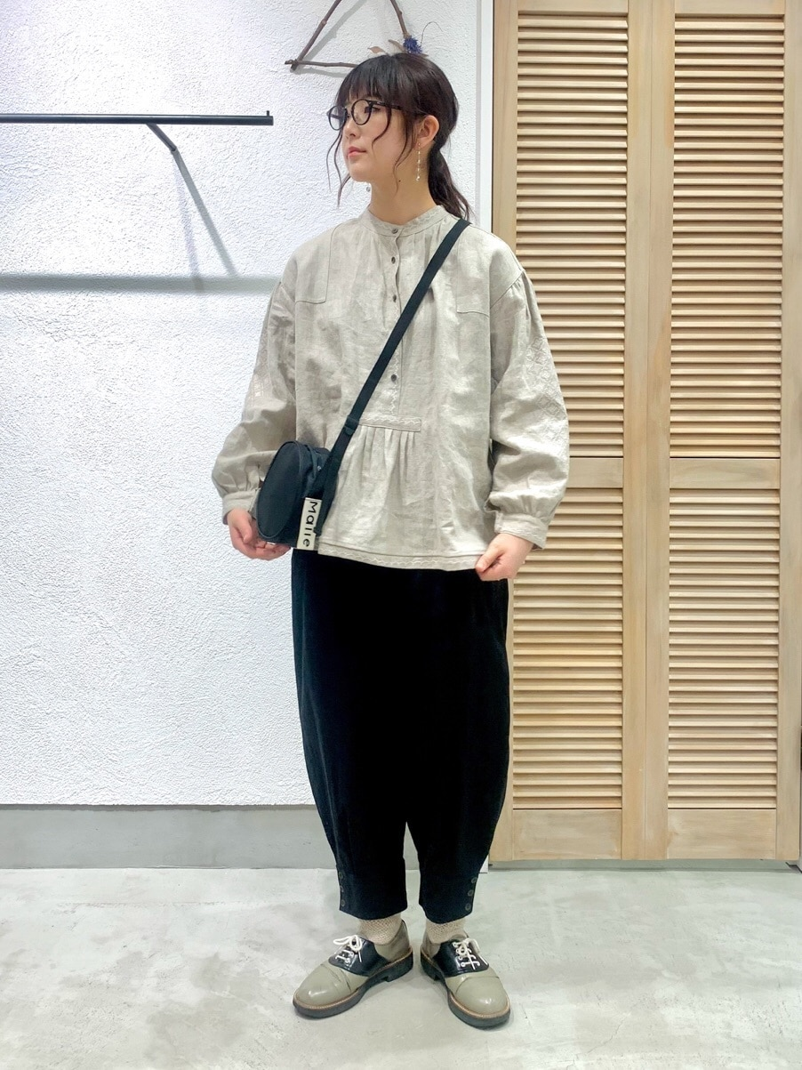 chambre de charme 横浜ジョイナス 身長:162cm 2021.02.21