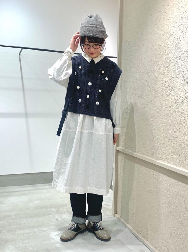 chambre de charme 横浜ジョイナス 身長:162cm 2020.12.28