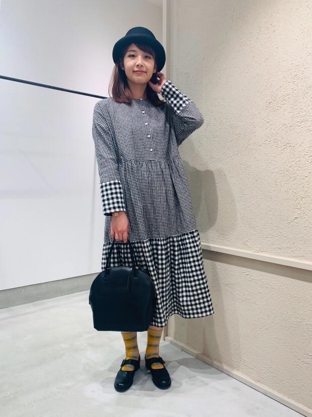 chambre de charme 横浜ジョイナス 身長:162cm 2020.09.14