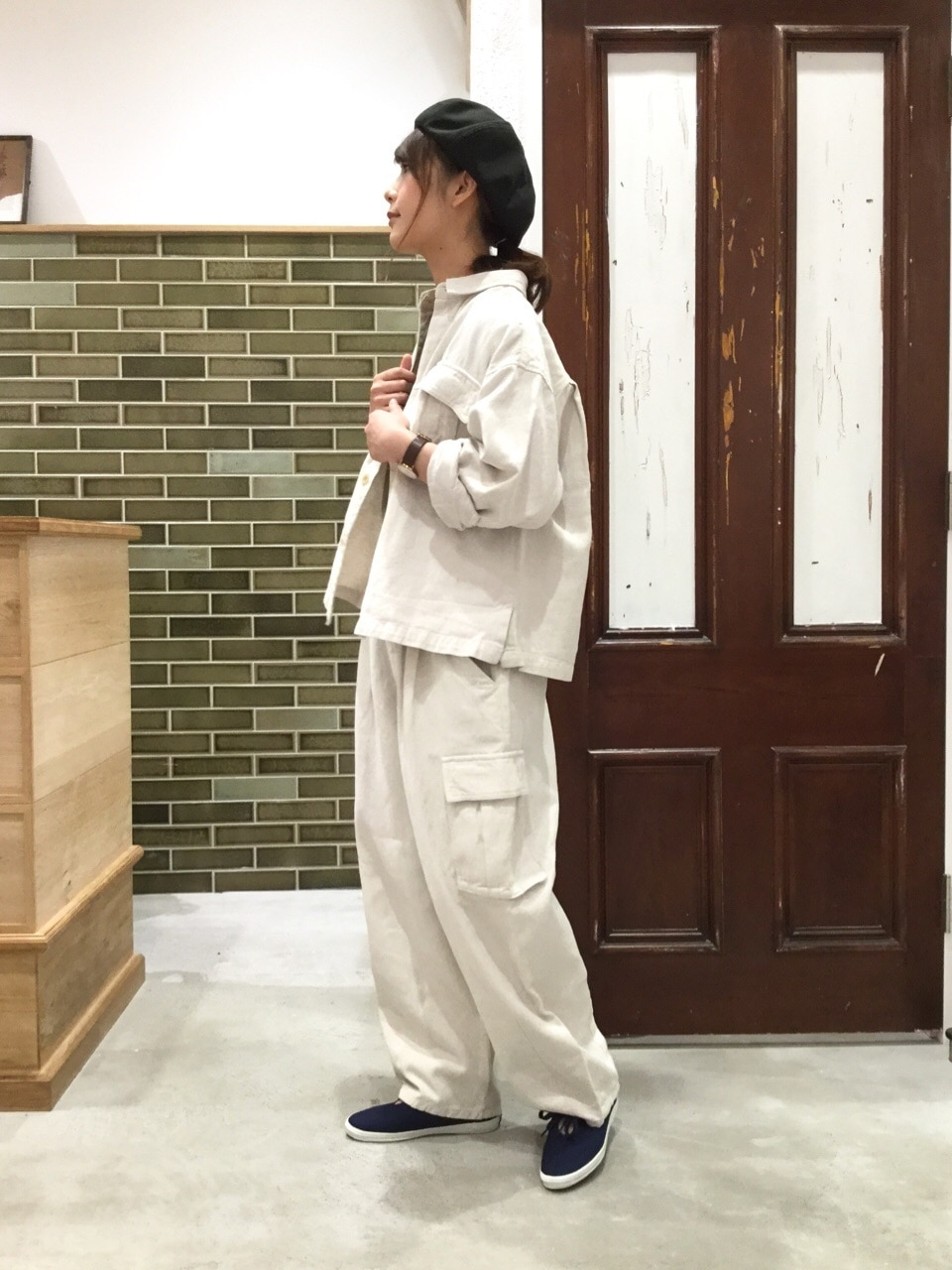 chambre de charme 横浜ジョイナス 身長:162cm 2020.08.31