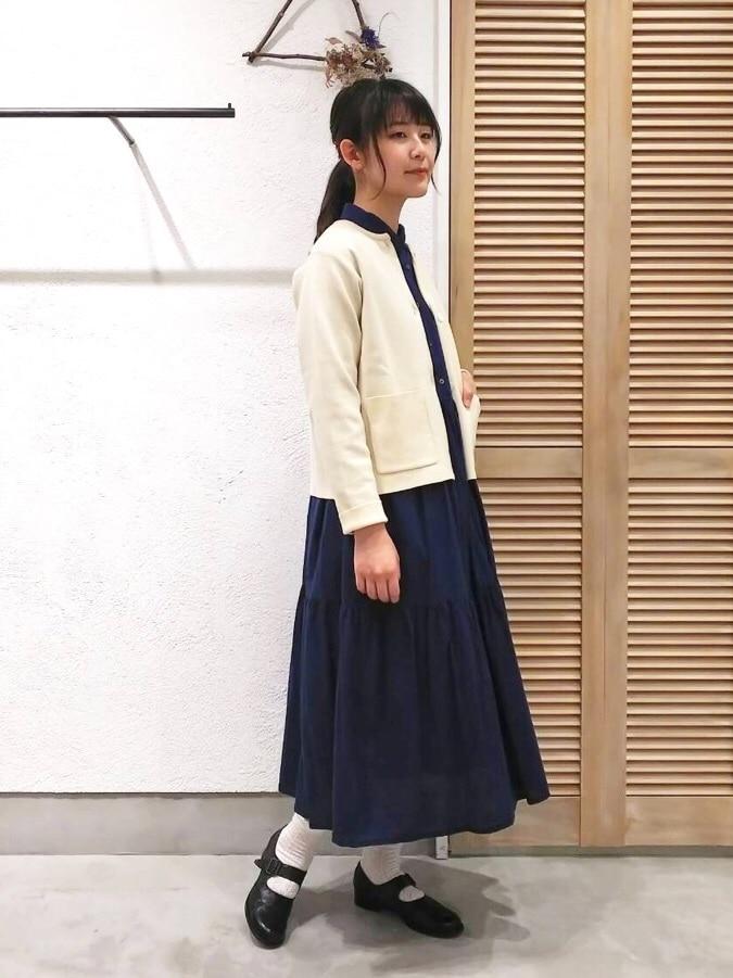 chambre de charme 横浜ジョイナス 身長:162cm 2021.03.12