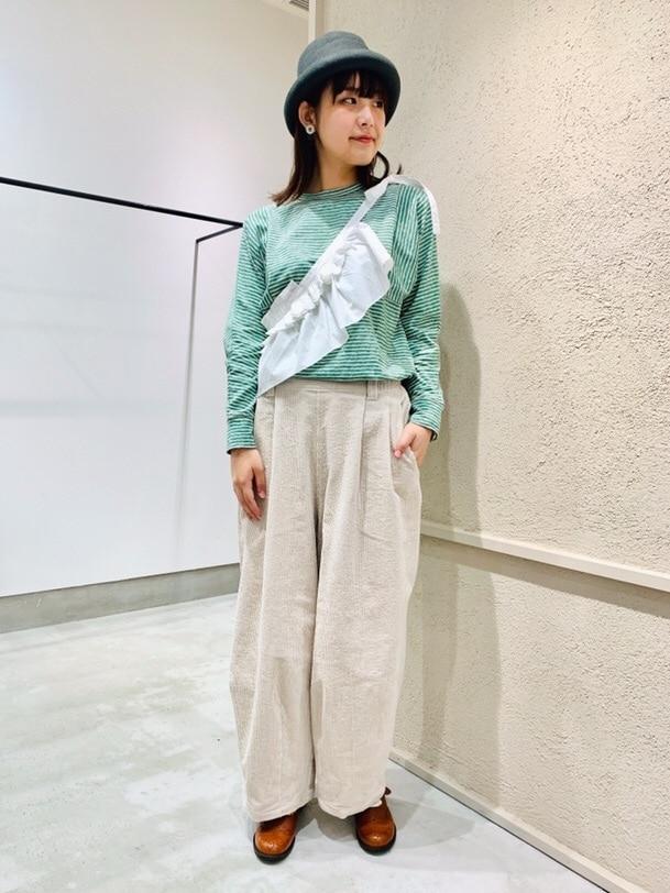 chambre de charme 横浜ジョイナス 身長:162cm 2020.09.30