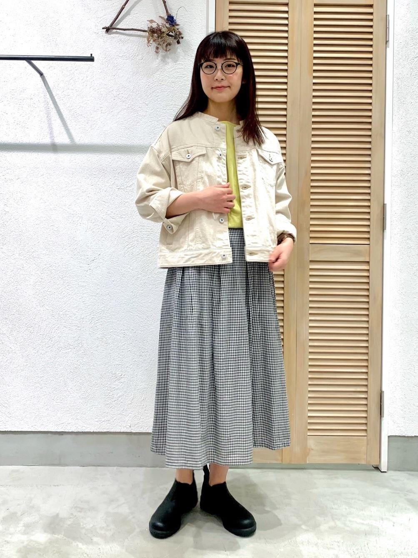 chambre de charme 横浜ジョイナス 身長:162cm 2021.02.19