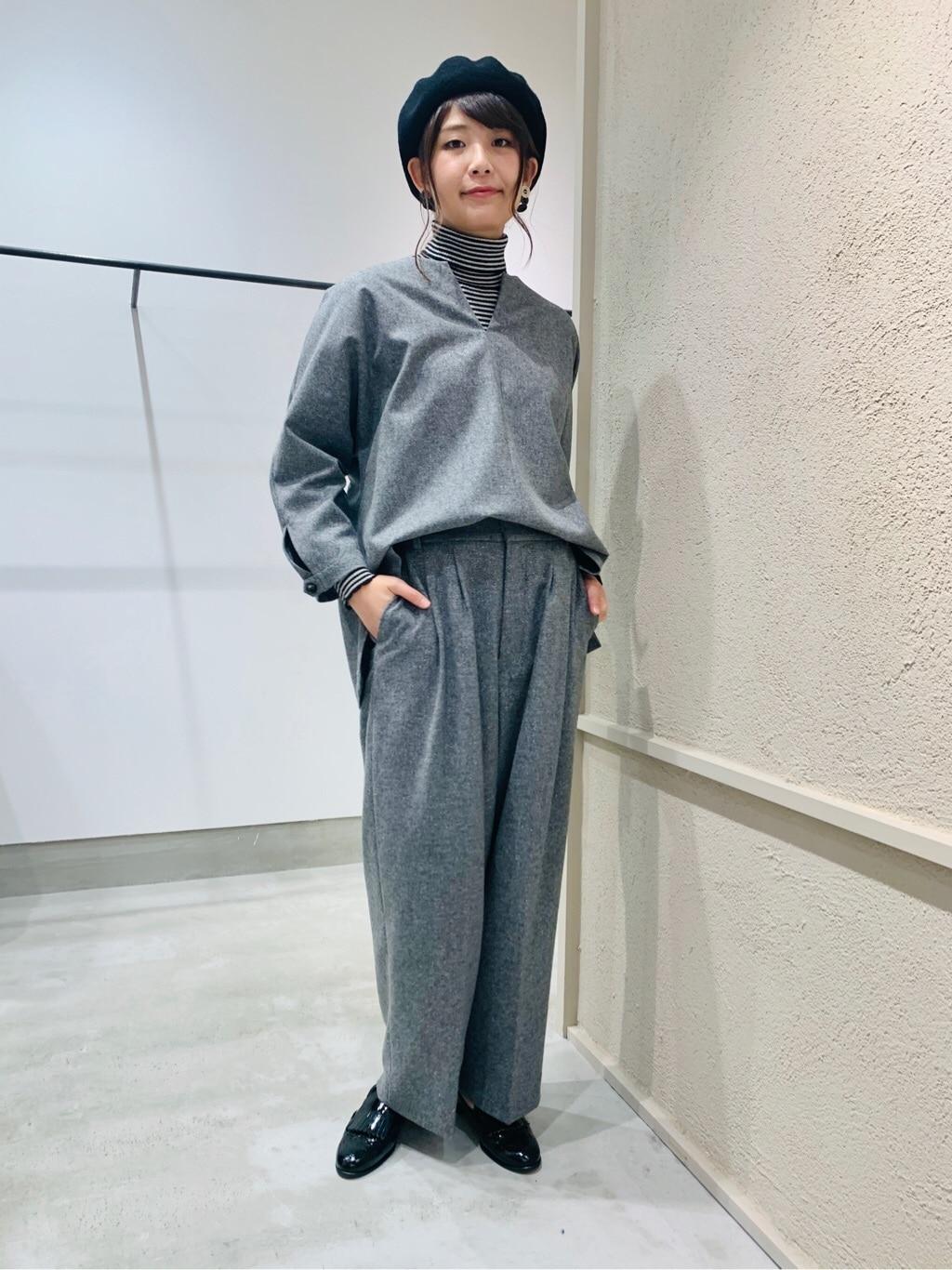 chambre de charme 横浜ジョイナス 身長:162cm 2020.11.04
