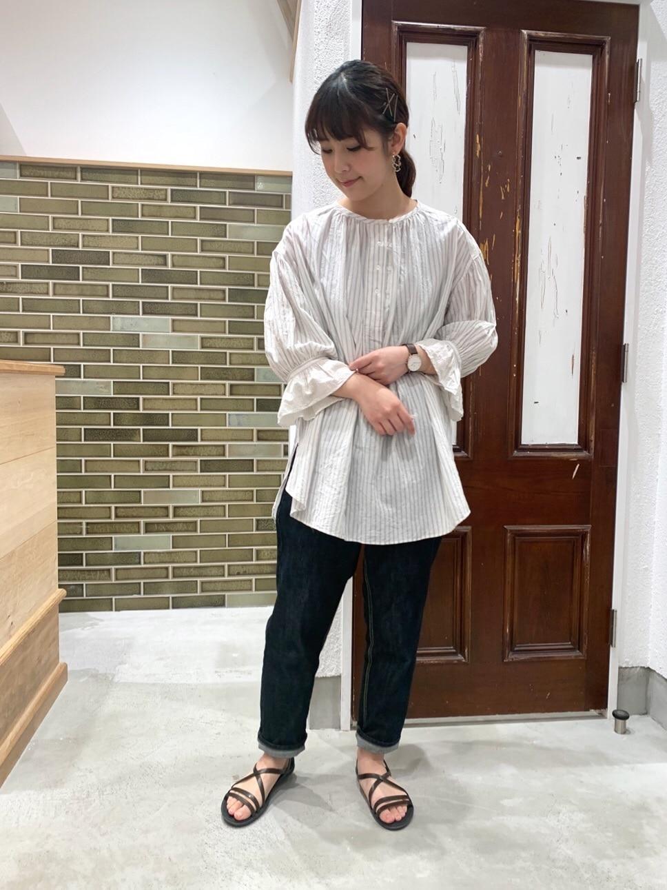chambre de charme 横浜ジョイナス 身長:162cm 2020.08.22