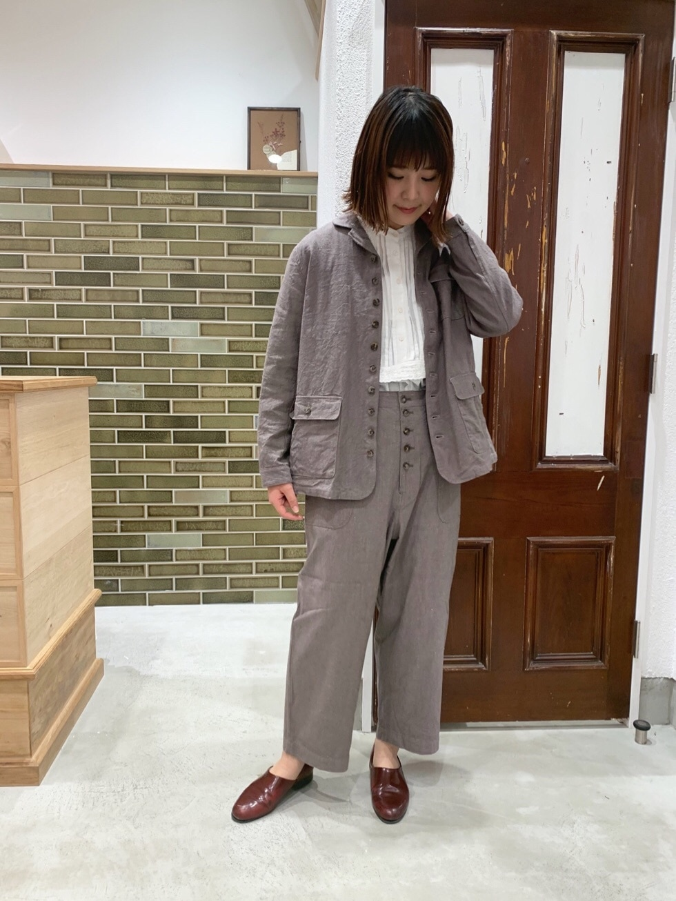 chambre de charme 横浜ジョイナス 身長:162cm 2020.02.25