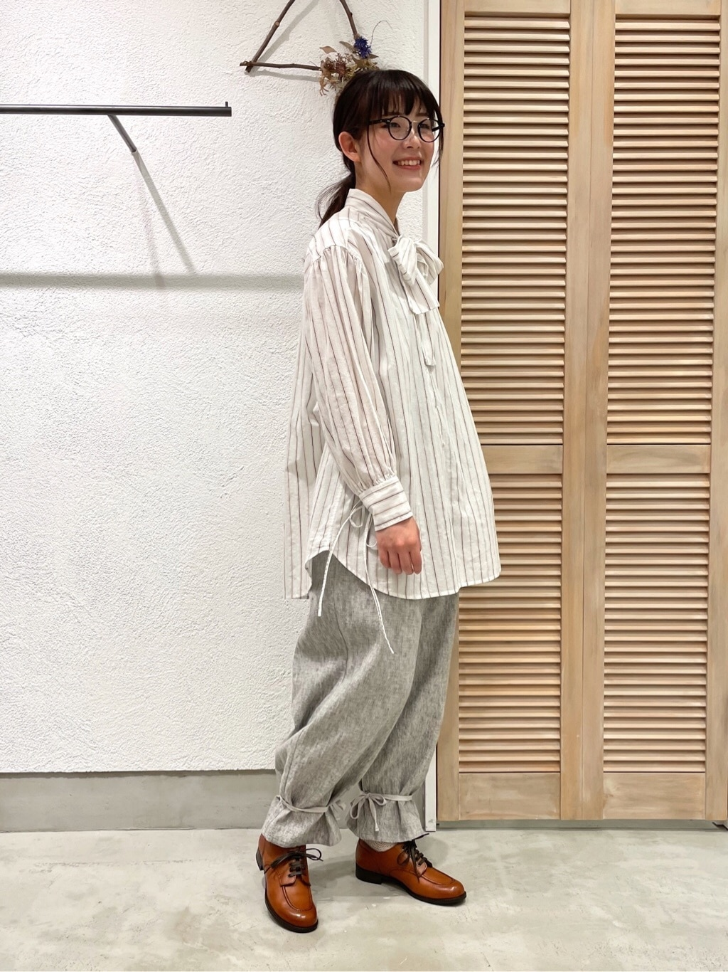 chambre de charme 横浜ジョイナス 身長:162cm 2021.03.04