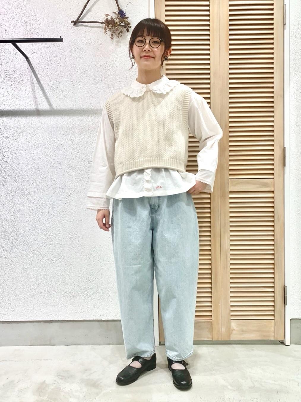 chambre de charme 横浜ジョイナス 身長:162cm 2021.02.24