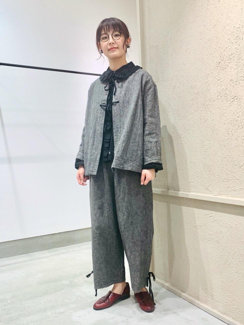 chambre de charme 横浜ジョイナス 身長:162cm 2021.02.23