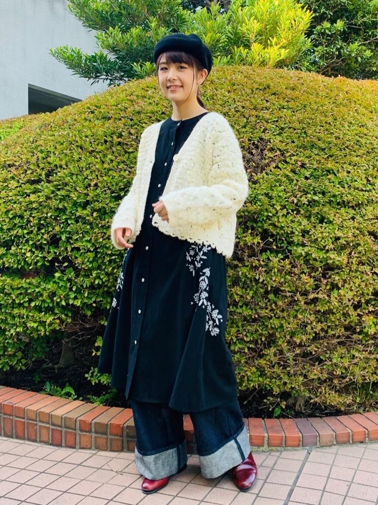 chambre de charme 横浜ジョイナス 身長:162cm 2020.10.07