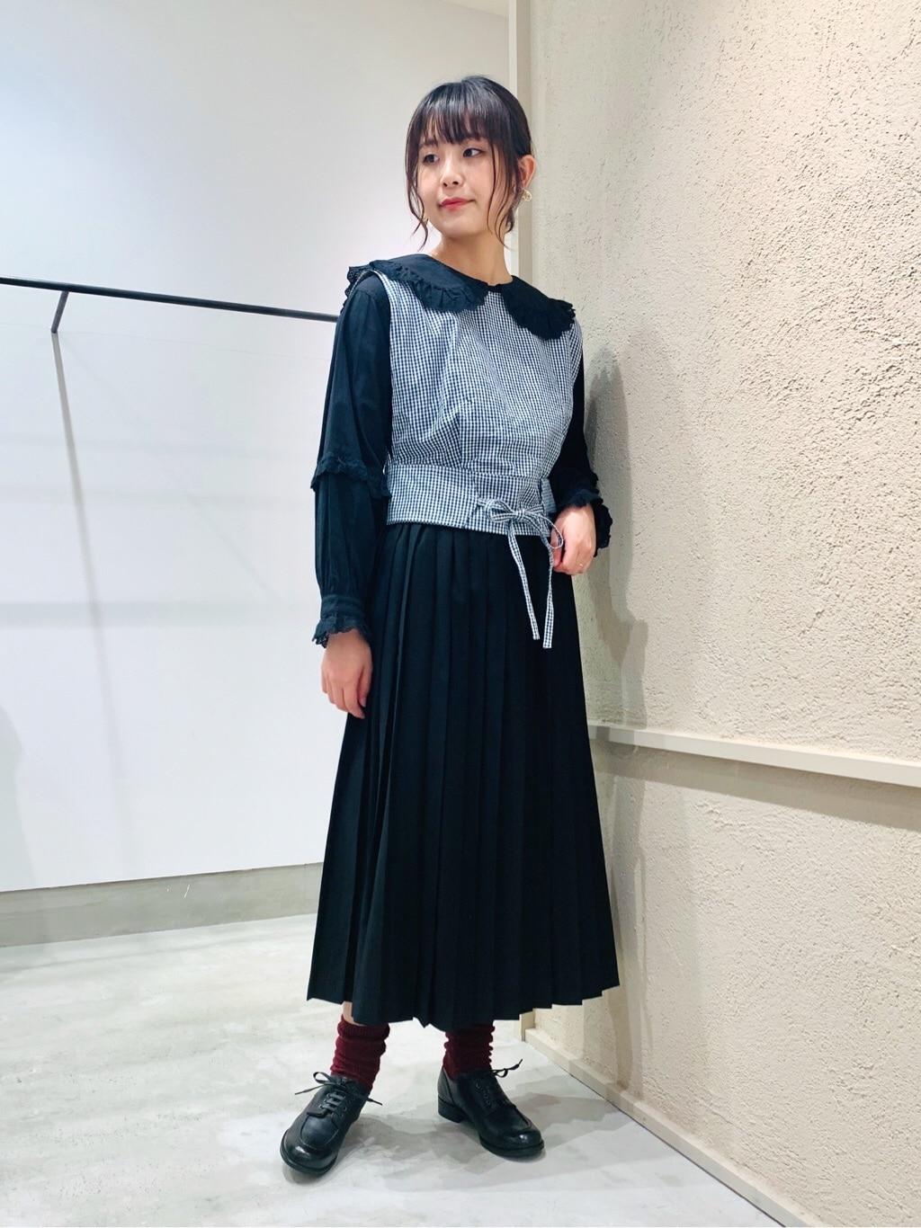 chambre de charme 横浜ジョイナス 身長:162cm 2021.01.11