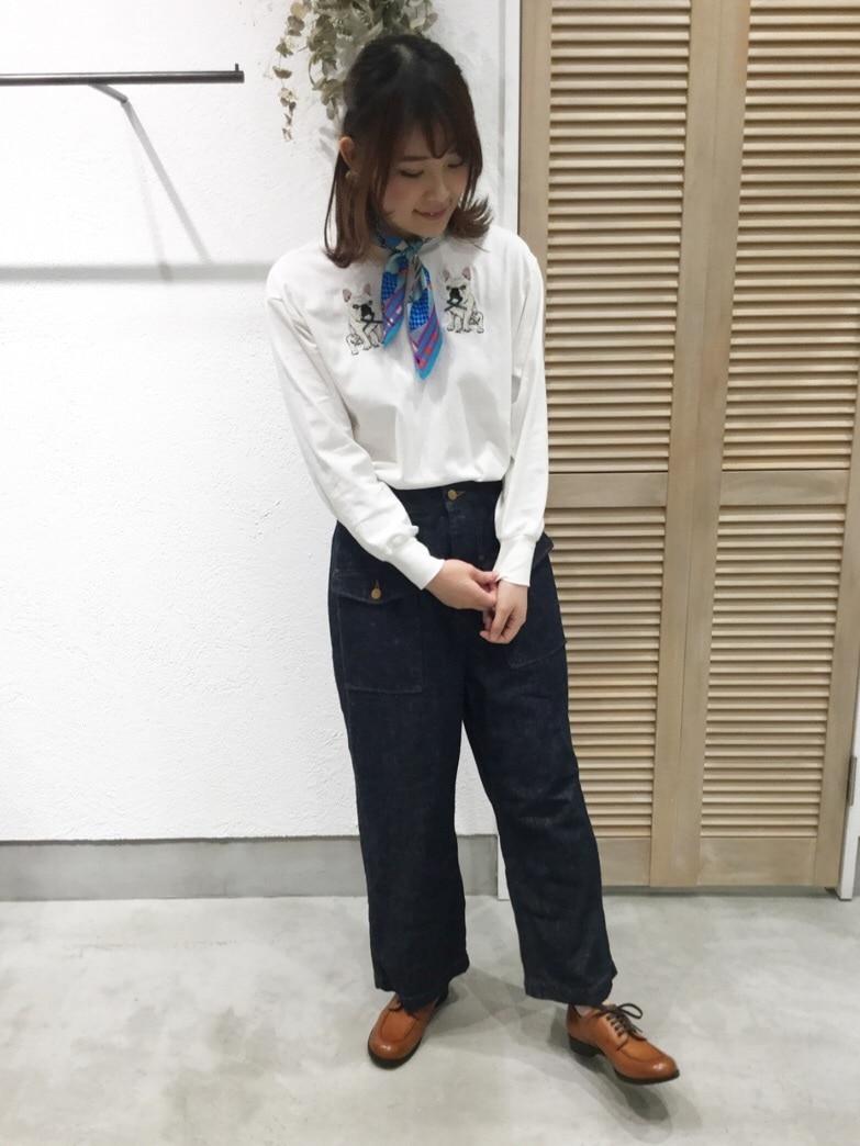 chambre de charme 横浜ジョイナス 身長:162cm 2020.01.17