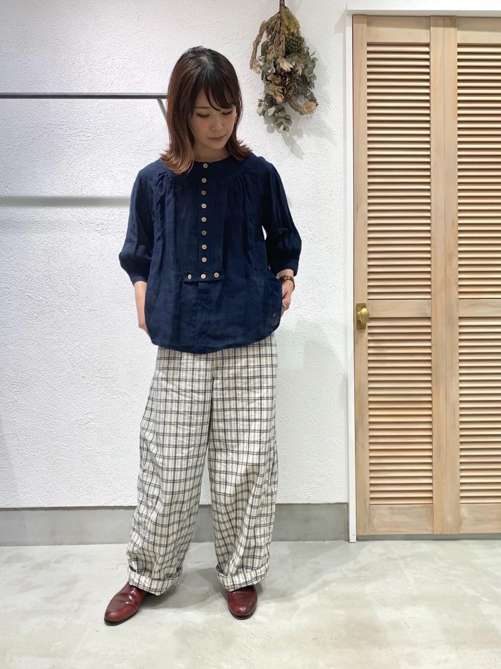 chambre de charme 横浜ジョイナス 身長:162cm 2020.07.22