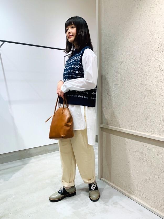 chambre de charme 横浜ジョイナス 身長:162cm 2020.09.17