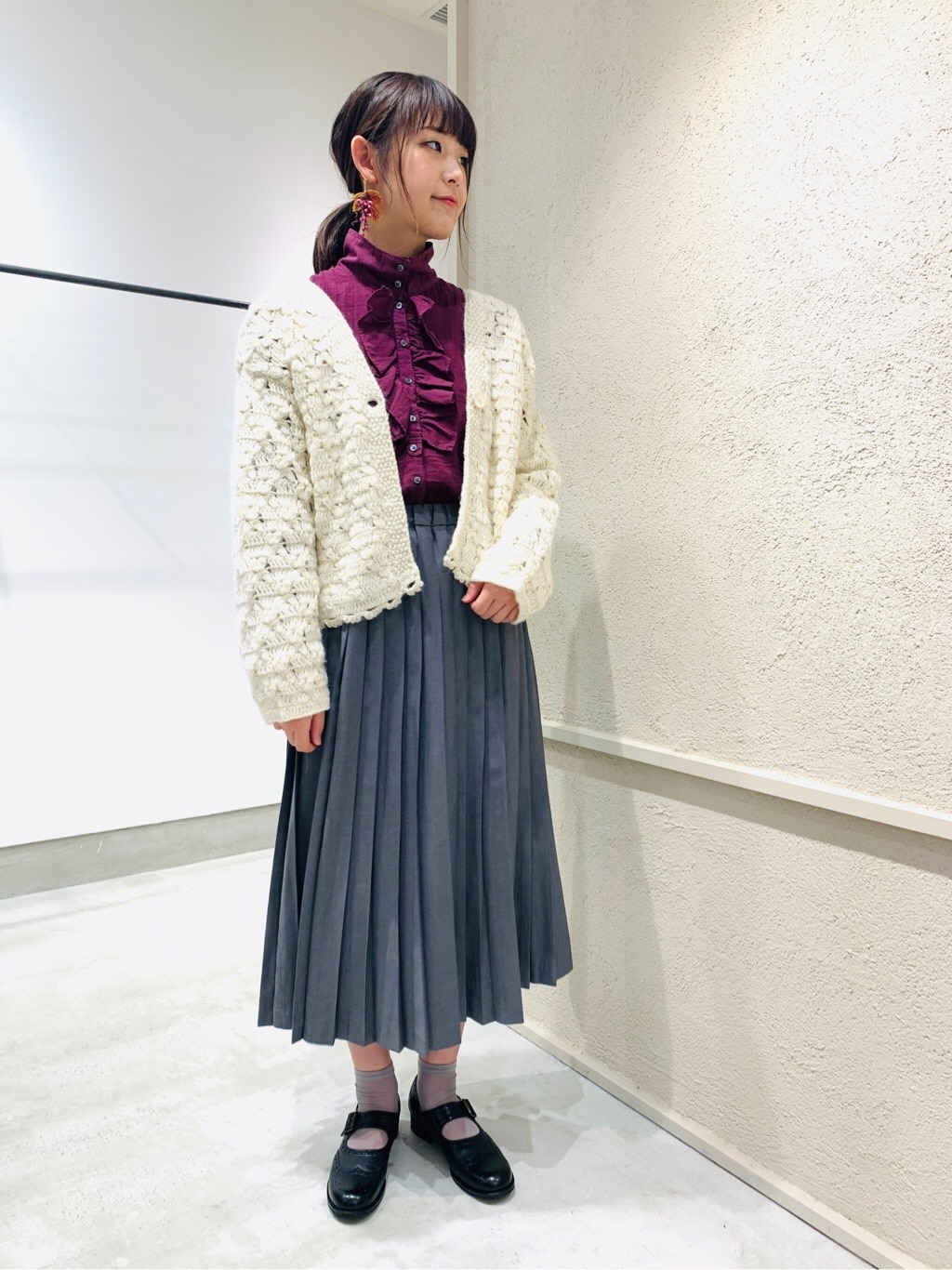 chambre de charme 横浜ジョイナス 身長:162cm 2020.09.28