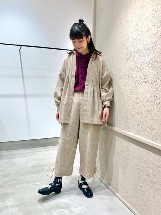 chambre de charme 横浜ジョイナス 身長:162cm 2020.12.08