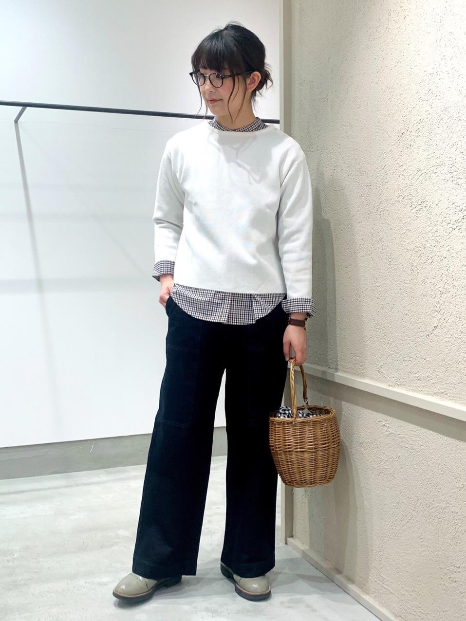 chambre de charme 横浜ジョイナス 身長:162cm 2021.02.06