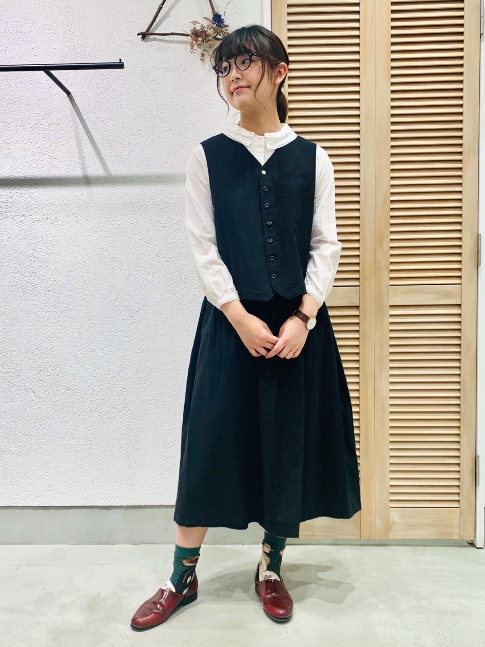 chambre de charme 横浜ジョイナス 身長:162cm 2021.01.16