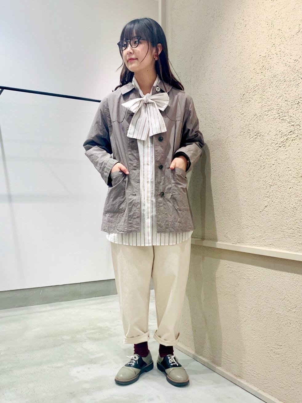 chambre de charme 横浜ジョイナス 身長:162cm 2021.02.04