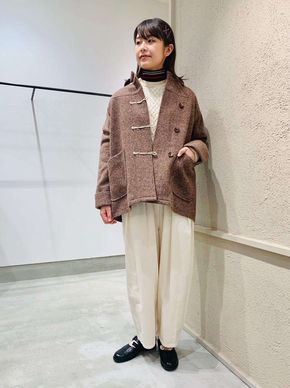 chambre de charme 横浜ジョイナス 身長:162cm 2020.11.11