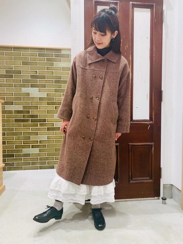 chambre de charme 横浜ジョイナス 身長:162cm 2020.10.19