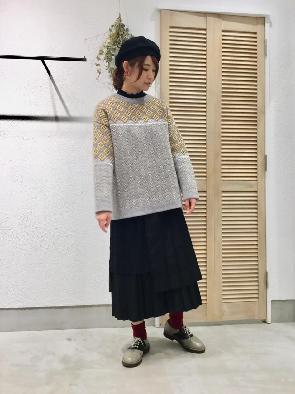 chambre de charme 横浜ジョイナス 身長:162cm 2019.11.25