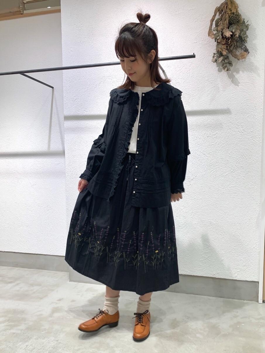 chambre de charme 横浜ジョイナス 身長:162cm 2020.07.30