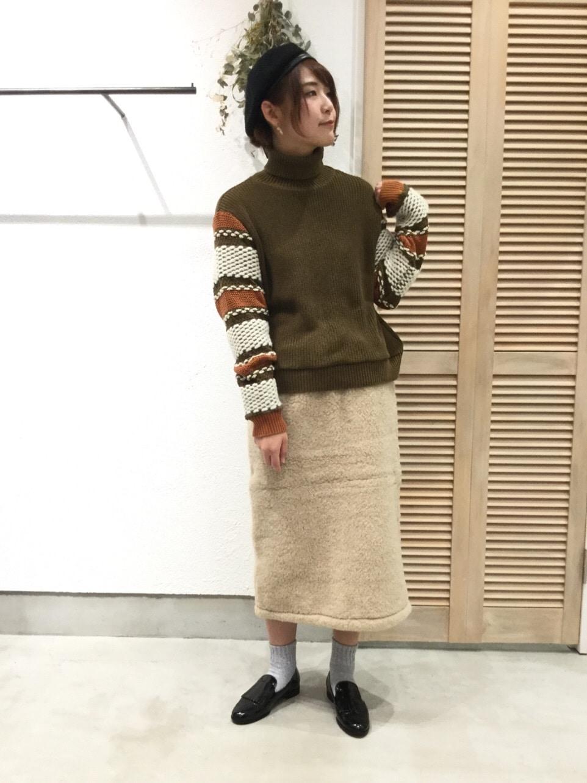 chambre de charme 横浜ジョイナス 身長:162cm 2019.11.21