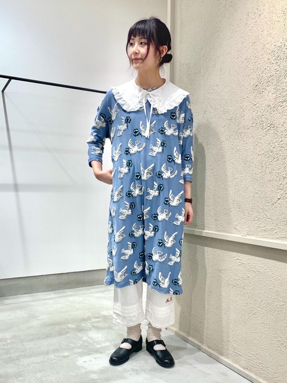 chambre de charme 横浜ジョイナス 身長:162cm 2021.02.12