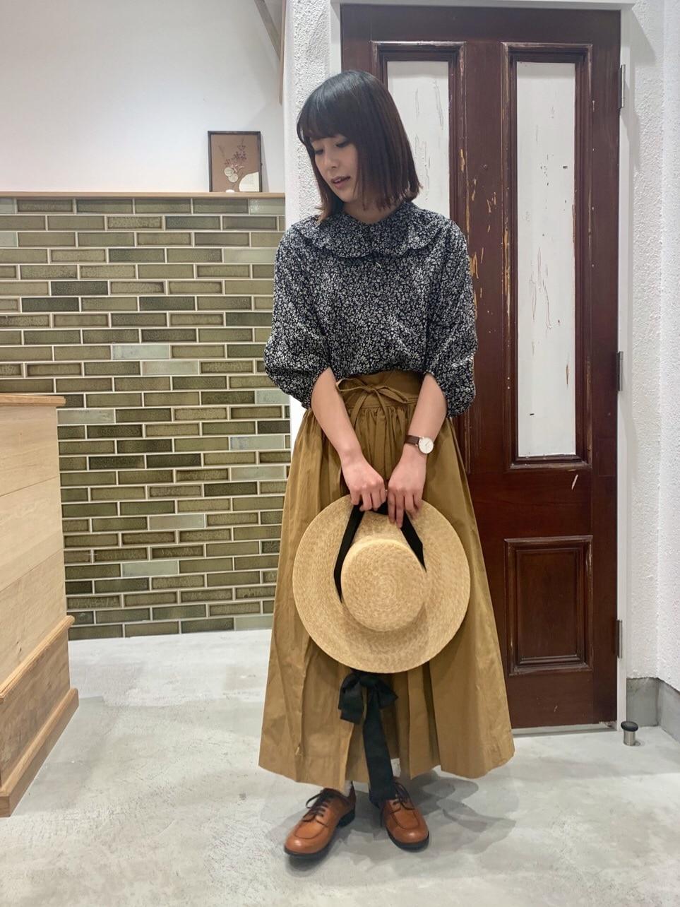 chambre de charme 横浜ジョイナス 身長:162cm 2020.04.06